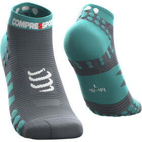 Compressport Pro Racing V3.0 Run Low Socks nile blue